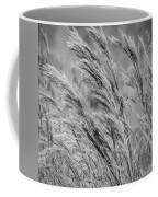 Springtime In The Field - Bw Coffee Mug