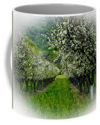 Springtime In The Orchard Coffee Mug by Bill Gallagher