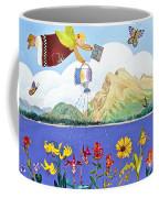 Springtime In The Rockies Coffee Mug