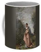 Springtime Of Life Coffee Mug by Jean Baptiste Camille Corot