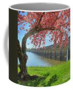 Springtime On The River Coffee Mug