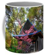 Springtime Pagoda Coffee Mug