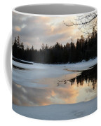 Springtime Reflection Coffee Mug