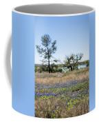 Springtime Texas Bluebonnets Naturalized Coffee Mug