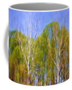 Springtime Trees Coffee Mug