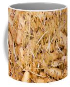 Sprouting Russian Banana Fingerling Seed Potatoes Coffee Mug