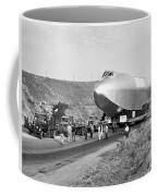 Spruce Goose Hull On The Move Coffee Mug