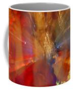 Spun Crystal Coffee Mug