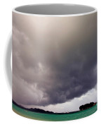 Squall Over The Bay, The Seychelles Coffee Mug