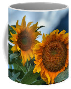 Squamish Sunflowers Coffee Mug
