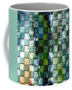 Square Mania - Abstract 01 Coffee Mug