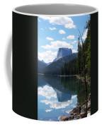 Square Top Coffee Mug