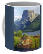 Squaretop Mountain 2 Coffee Mug