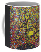 Squiggling In The Wind Coffee Mug