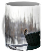 Squirrel Friend Coffee Mug