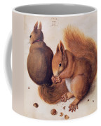 Squirrels Coffee Mug