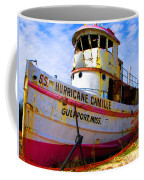 Ss Hurricane Camille Tugboat Coffee Mug