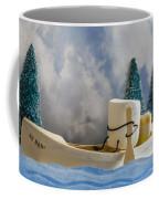 Ss More Coffee Mug by Heather Applegate