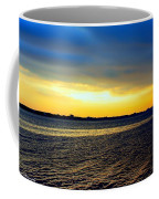 St Andrews Bay Sunset Coffee Mug