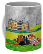 St Andrews Swilcan Bridge Coffee Mug