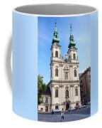 St Anne's Church In Budapest Coffee Mug