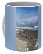 St Augustine Beach Feeling Coffee Mug by Susanne Van Hulst