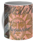 St. Augustine Florida Vintage Collage Coffee Mug