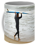 St Augustine Surfer Four Coffee Mug