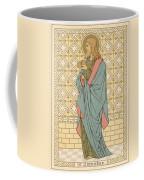 St Barnabas Coffee Mug by English School