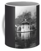 St. Batholomae At The Lake Coffee Mug