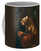 St. Benedict And A Hermit Coffee Mug