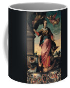 St Catherine Of Alexandria, 1570 - 1611 Coffee Mug
