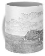St Catherines Rock Tenby 2 Coffee Mug