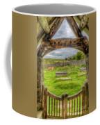 St Celynnin Graveyard Coffee Mug