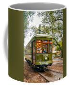 St. Charles Streetcar 2  Coffee Mug