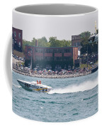 St. Clair Michigan Usa Power Boat Races-4 Coffee Mug