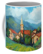 St. Colombe Provence Coffee Mug