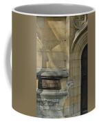 St. Cross College Coffee Mug
