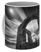 St Dwynwen's Church Coffee Mug by Dave Bowman