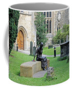 St Edmund Of Abingdon Coffee Mug