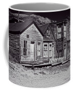 St Elmo In Black And White Coffee Mug