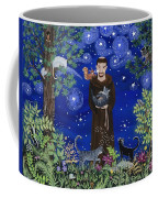 St. Francis And Spike Coffee Mug