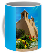 St Francis D'asis Mission Church. Taos New Mexico Coffee Mug