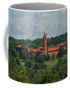 St. Gabriel's From Valley Forge Coffee Mug
