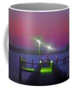 St. Georges Island Dock - Just Before Sunrise Coffee Mug
