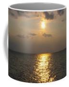 St George's Island Sunset Coffee Mug