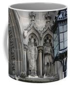 St Giles Church Statues 6600 Coffee Mug