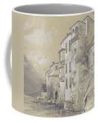 St Giulio Orta Coffee Mug by Edward Lear