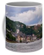 St Goar Am Rhein Coffee Mug