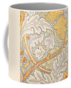 St James Wallpaper Design Coffee Mug by William Morris